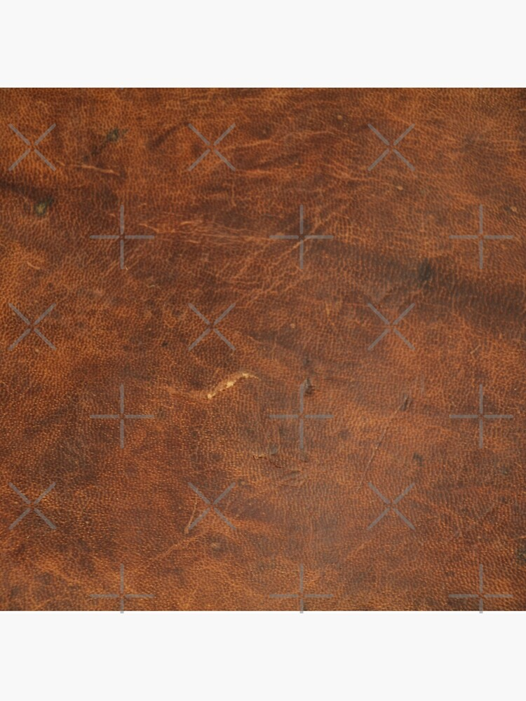 Old Tan Leather Texture | Cowhide by koovox