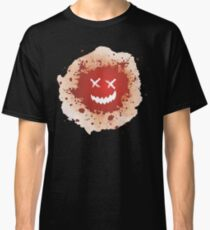 Die Laughing Smiley Classic T-Shirt