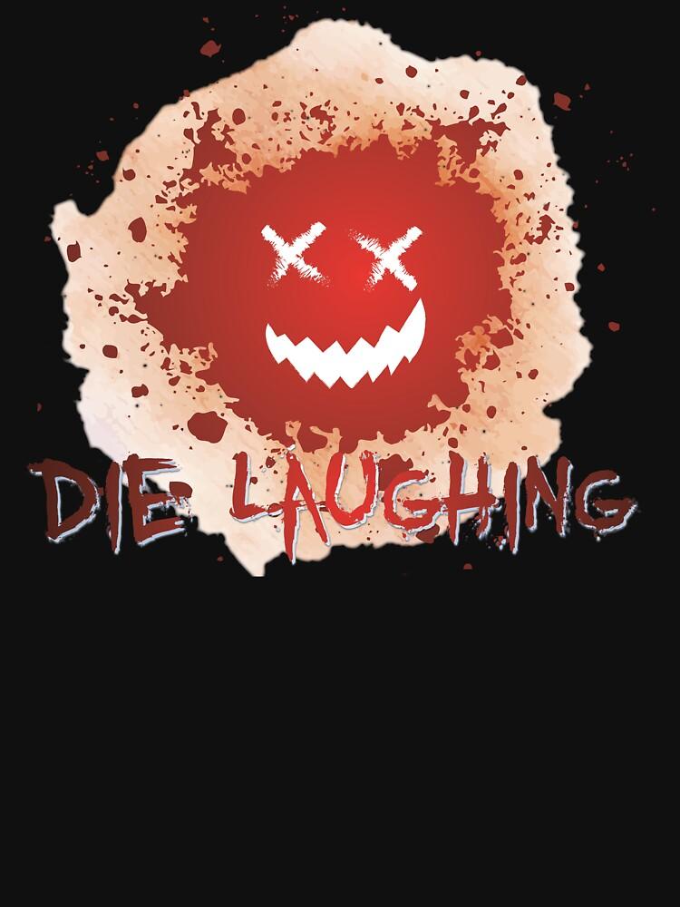 Die Laughing Title by NerdBurgerCraig