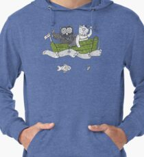 The Owl & The Pussycat Went to Sea Lightweight Hoodie