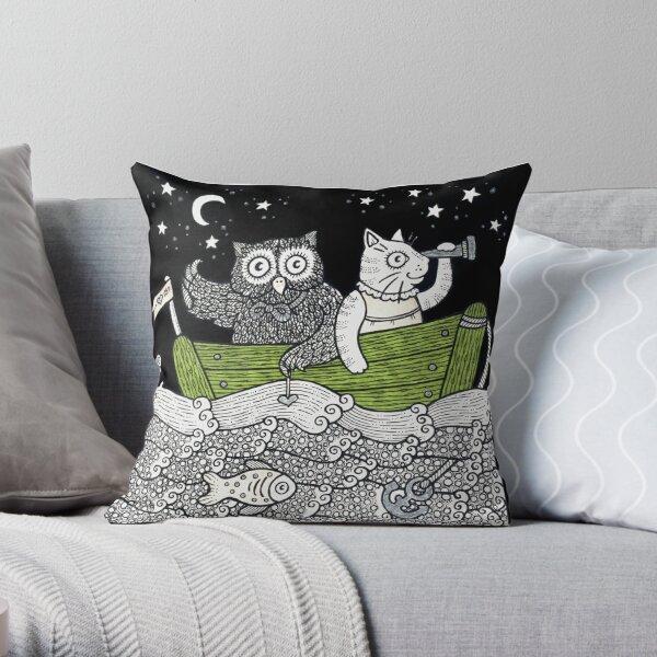 Pussycat Pillows Cushions Redbubble