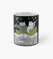 The Owl & The Pussycat Went to Sea Classic Mug