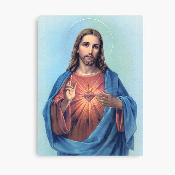 Sagrado corazon de jesus Lienzo