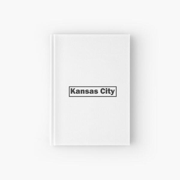 Lettering Kansas City Hardcover Journal