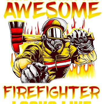 Awesome Fire Fighter by frittata