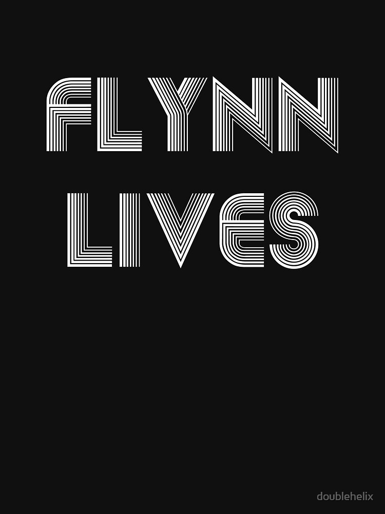 Flynn Lives by doublehelix