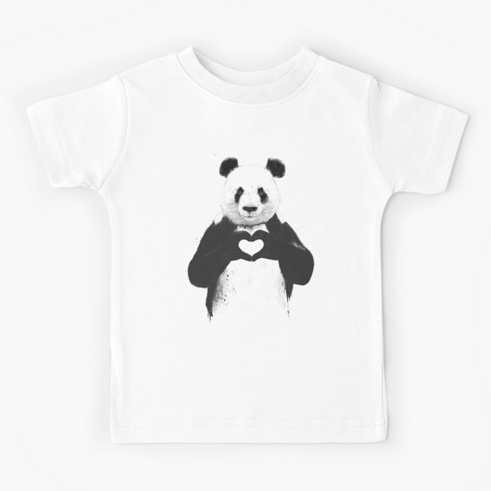 All you need is love Kids T-Shirt