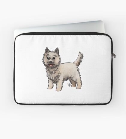 Cairn Terrier Laptop Sleeve