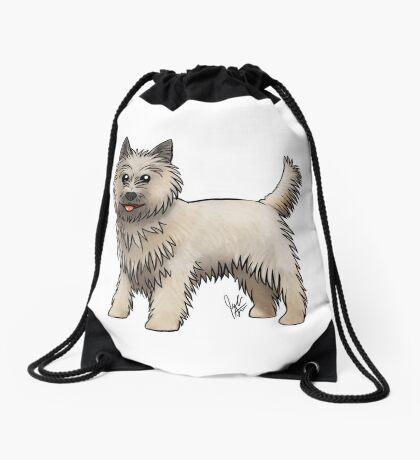 Cairn Terrier Drawstring Bag