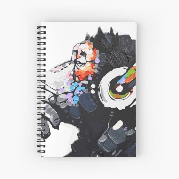 Dj Spiral Notebooks