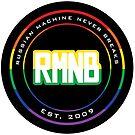 RMNB Pride Puck by russianmachine