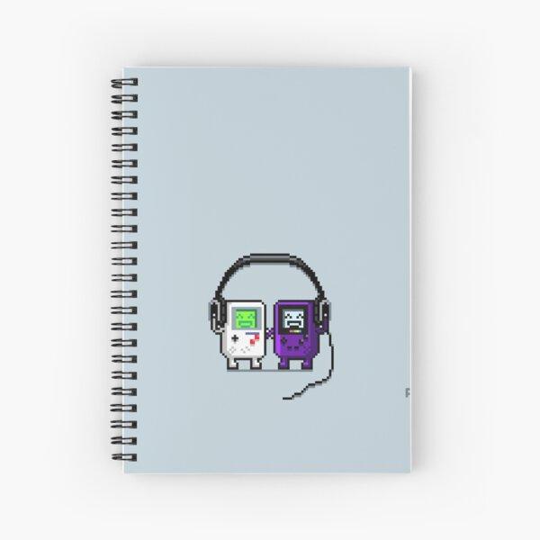 Mejores amigos para siempre Cuaderno de espiral