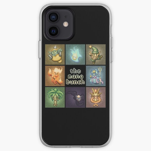 The Mana Bunch iPhone Soft Case