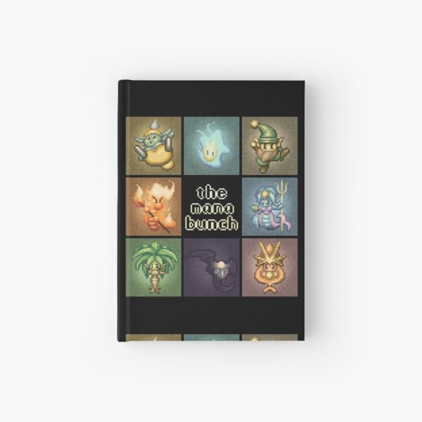 The Mana Bunch Hardcover Journal