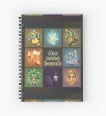The Mana Bunch Spiral Notebook
