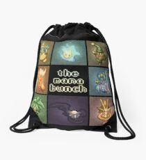The Mana Bunch Drawstring Bag