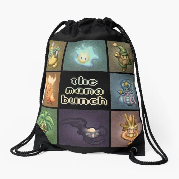 The Mana Bunch Drawstring Bag