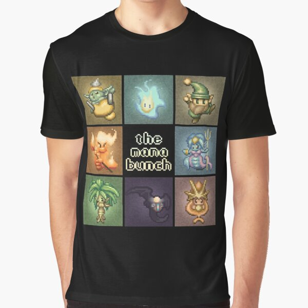 The Mana Bunch Graphic T-Shirt