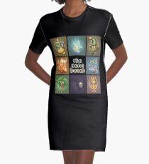 The Mana Bunch Graphic T-Shirt Dress