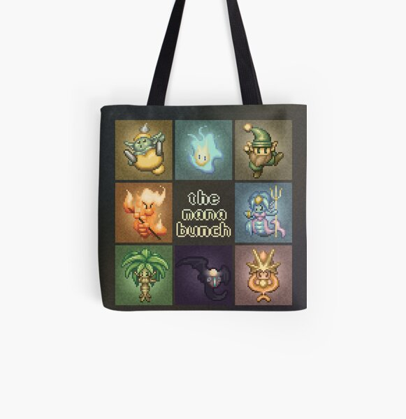 The Mana Bunch All Over Print Tote Bag