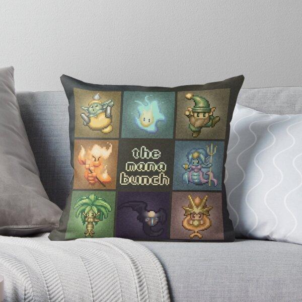 The Mana Bunch Throw Pillow