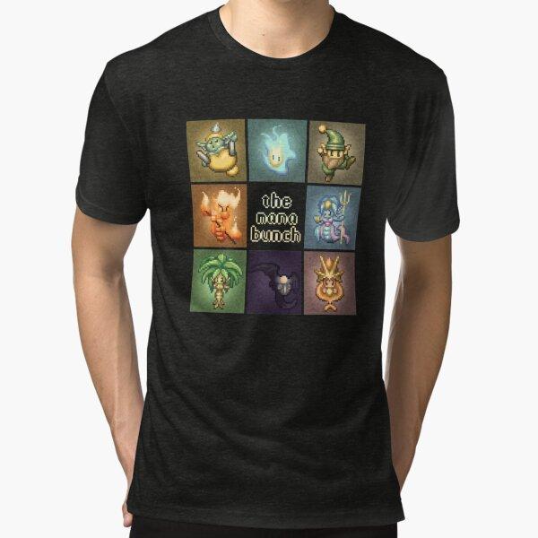 The Mana Bunch Tri-blend T-Shirt