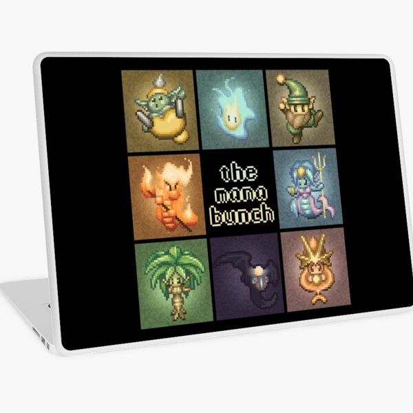 The Mana Bunch Laptop Skin
