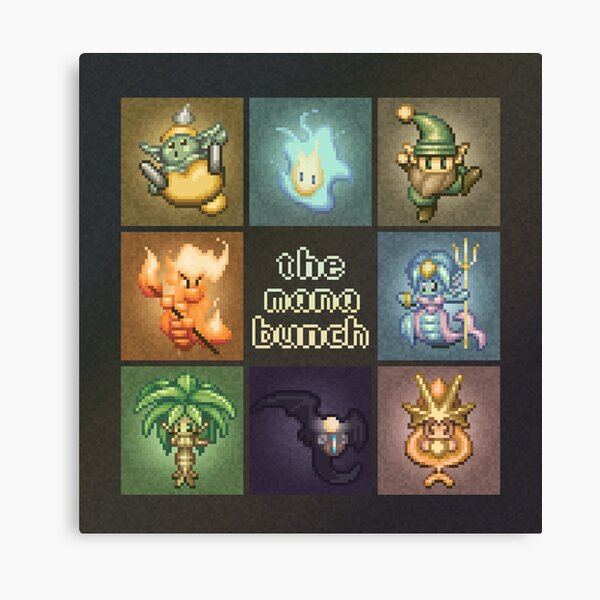 The Mana Bunch Canvas Print