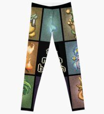 The Mana Bunch Leggings