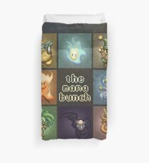 The Mana Bunch Duvet Cover