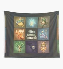 The Mana Bunch Wall Tapestry