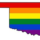 Oklahoma Pride! by Sun Dog Montana