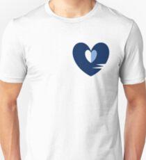Unhappy Refrain Blue T-Shirt