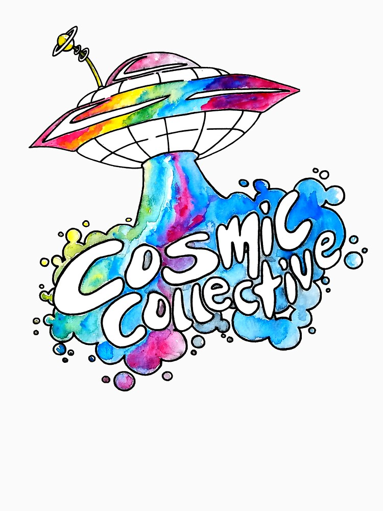 the Cosmic Space Ship by cosmiccollectiv