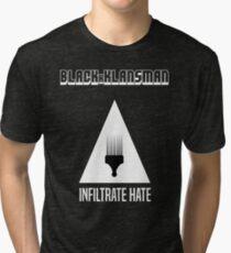 Blackkklansmini Tri-blend T-Shirt