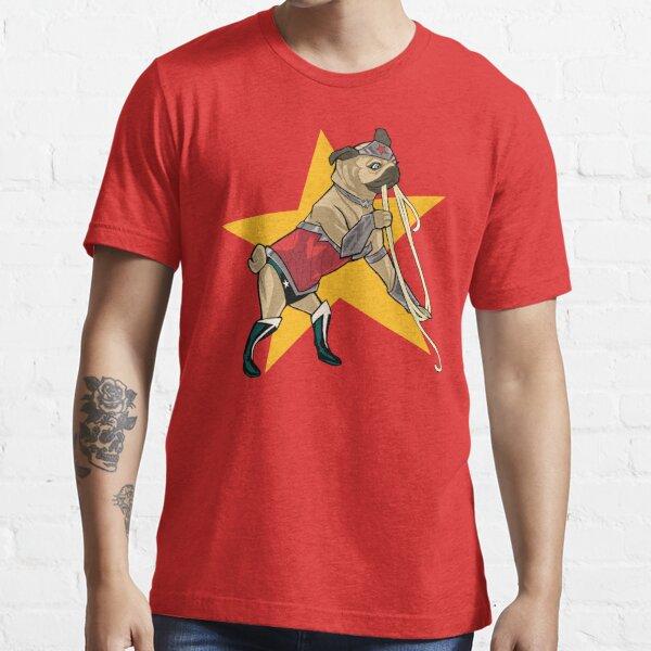 Wonderpug Essential T-Shirt