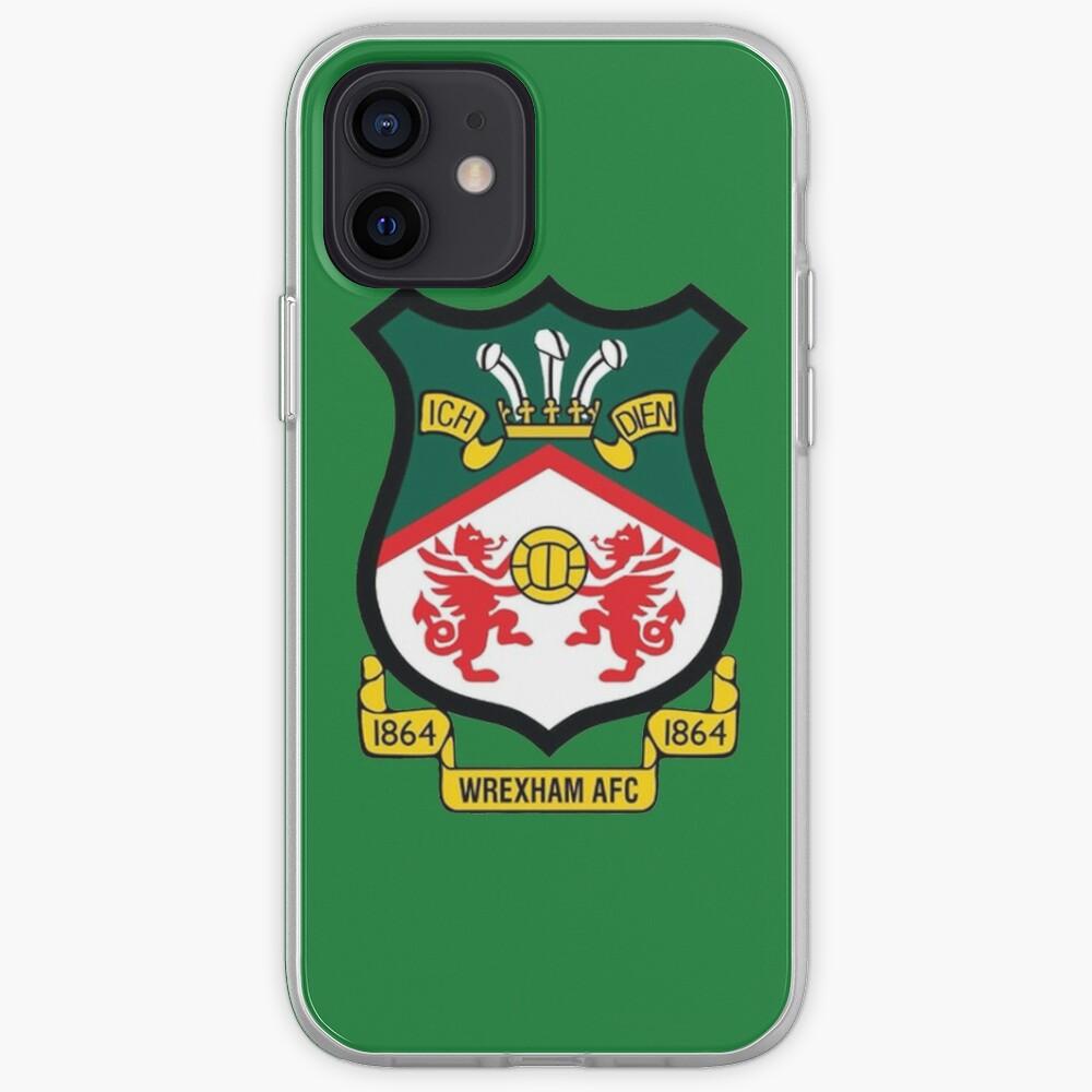 Wrexham AFC Logo iPhone Case & Cover