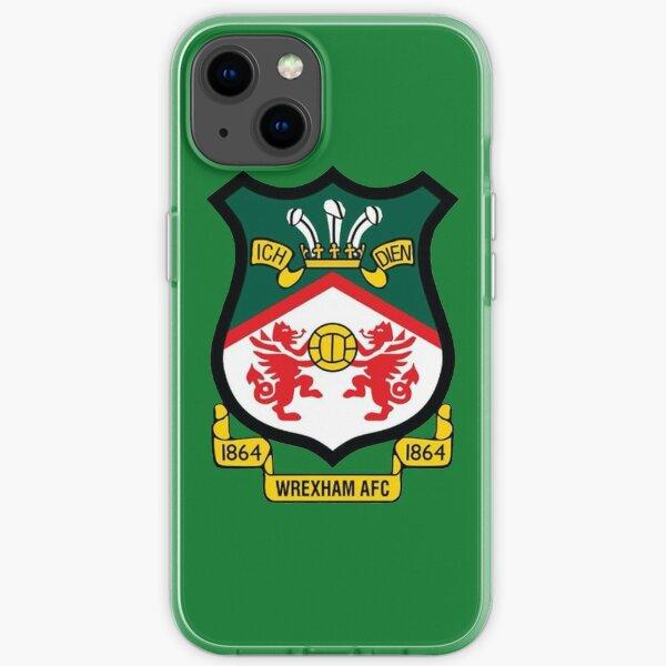 Wrexham AFC Logo iPhone Soft Case