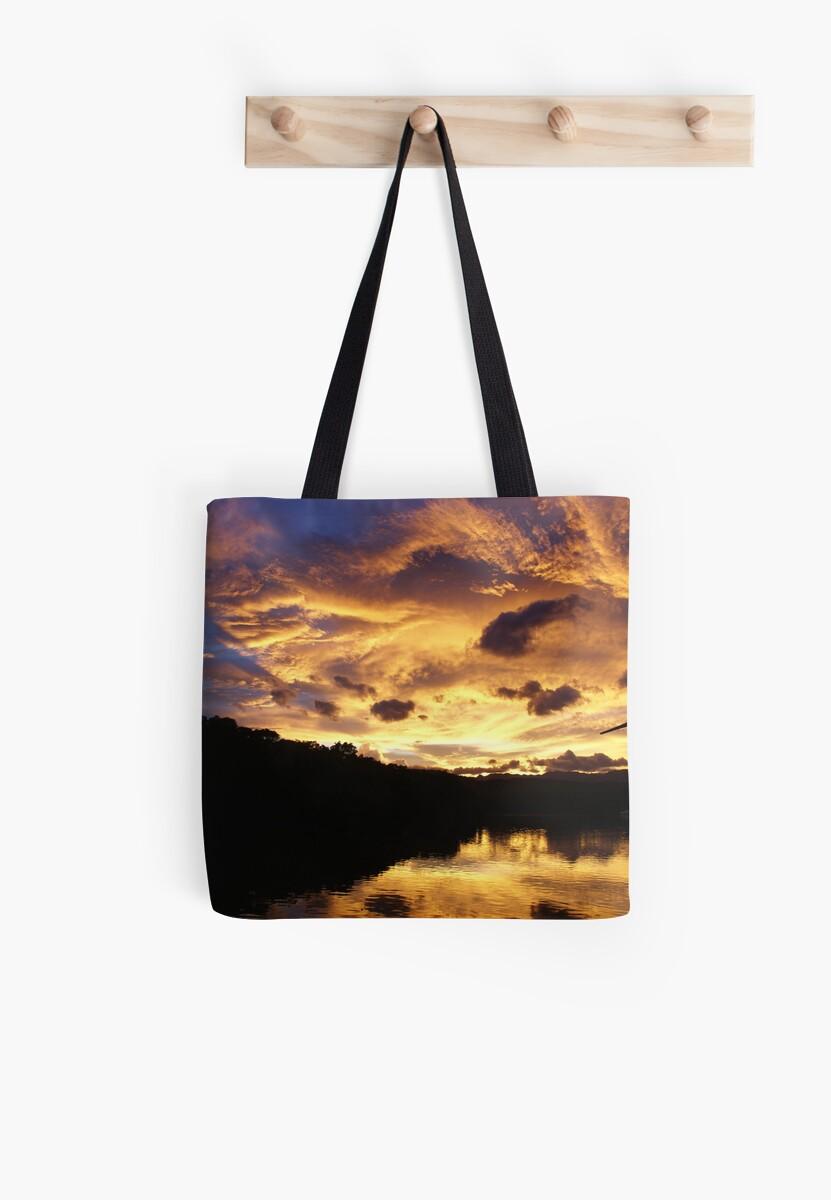 sunset port douglas by peter ryan