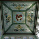 Bishkek Station - dome ceiling by Marjolein Katsma