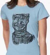 DABNOTU_2010-03-12 Women's Fitted T-Shirt