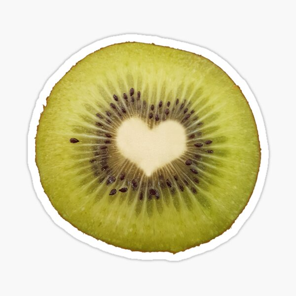 Kiwi be friends? Sticker