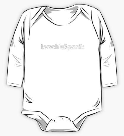 torschlußpanik Kids Clothes