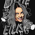 Billie Eilish (Color) by aartmoore