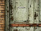 No Entry Through Decaying Door (Hydro-electric power station, Niagara Falls) by Kendall Anderson