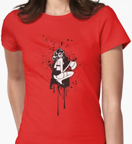 Sherry Trifles Splatter T-Shirt