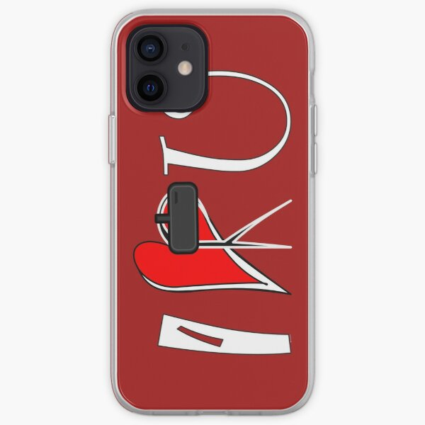I VR U - I Love You - Virtual Reality Gift for Gamers Valentine's Day iPhone Soft Case