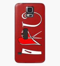 I VR U - I Love You - Virtual Reality Gift for Gamers Valentine's Day Case/Skin for Samsung Galaxy