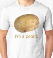 I'm a potato Unisex T-Shirt