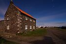 Old Herring House - Holy Island by David Lewins